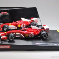 Slot Cars: FERRARI F2002 V10 - NO.1 (CARRERA EVOLUTION). Lote 56965475
