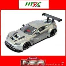 Slot Cars: NSR ASTON MARTIN VANTAGE GT3 ASV GRIS SILVER 1157 SW. Lote 85378834