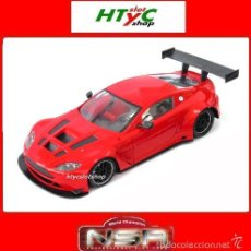 Slot Cars: NSR ASTON MARTIN VANTAGE GT3 ASV ROJO RED 1156 SW. Lote 47026013