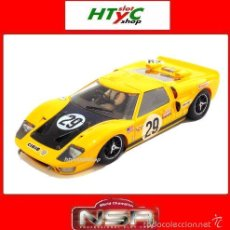 Slot Cars: NSR FORD MK II GT40 #29 12 HS SEBRING 1970 HEPPENSTALL / GRANT 1177 SW. Lote 49086863