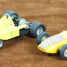 Slot Cars: LOTE DE 2 COCHES SCALEXTRIC. OFFENHAUSER Y TYRRELL P-34. SIGLO XX. . Lote 57103926