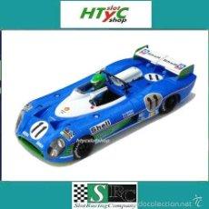 Slot Cars: OFERTÓN!!! SRC MATRA SIMCA 670B #11 WINNER LE MANS 1973 PESCAROLO / LARROUSSE OSC 01103. Lote 107481864