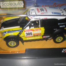OFERTA - MINI RACING DAKAR Nº305 NANI ROMA 2º DAKAR 2012 DE SCALEAUTO