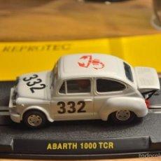 Slot Cars: FIAT ABARTH REPROTEC-MODELO 1000-TCR. Lote 57585332