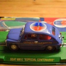 Slot Cars: SEAT 600-REPROTEC ESPECIAL CENTENARIO. Lote 57585363