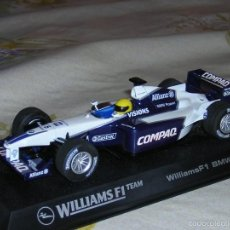 Slot Cars: WILLIAMS F-1 BMW FW23 - DESCATALOGADO. Lote 57691525