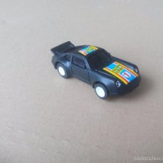 Slot Cars: COCHE SLOT ELECTRICO DE PISTA, DESCONOZCO LA MARCA. 1 RACING TURBO. NO ES SCALEXTRIC NI CARRERA.. Lote 58158104