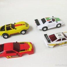 Slot Cars: COCHES DE PISTA DE SCALEXTRIC CON CARROCERIAS - LANCIA . Lote 58190856