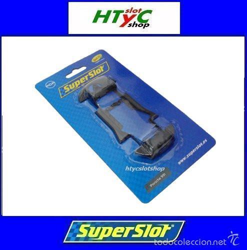 SUPERSLOT CHASIS PCR PORSCHE 991 PARA SLOT.IT UNDERPAN SCALEXTRIC UK H8543 (Juguetes - Slot Cars - Magic Cars y Otros)