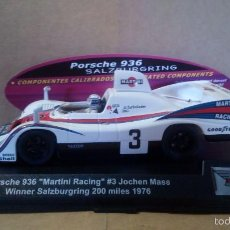 Slot Cars: SPIRIT PORSCHE 936 #3 MARTINI SCX SCALEXTRIC NINCO EXIN SLOT.IT NSR SCALEAUTO. Lote 58491223