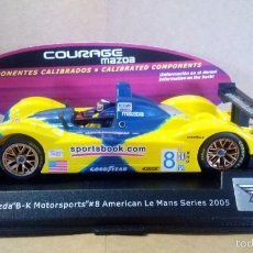 Slot Cars: SPIRIT COURAGE C65 MAZDA MOTOR SXXX/S3X SCX SCALEXTRIC NINCO EXIN SLOT.IT NSR RACER SCALEAUTO. Lote 58491291