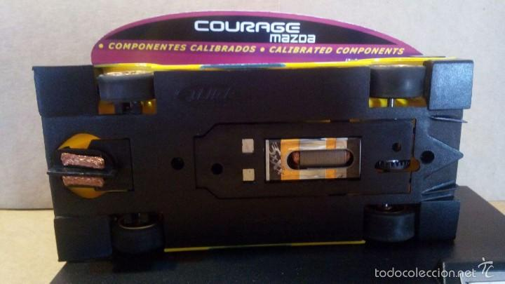 Slot Cars: Spirit Courage C65 Mazda motor Sxxx/S3X SCX Scalextric Ninco Exin Slot.it NSR Racer Scaleauto - Foto 5 - 58491291