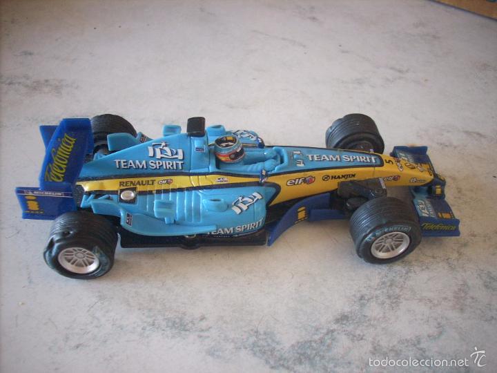 Slot Cars: Team Spirit, renault F1, Majorette - Foto 2 - 59070735