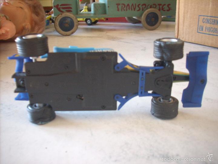 Slot Cars: Team Spirit, renault F1, Majorette - Foto 7 - 59070735