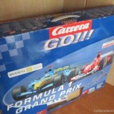 Slot Cars: CARRERA GO , FORMULA 1 GRAND PRIX (TIPO SCALEXTRIC). Lote 60619215