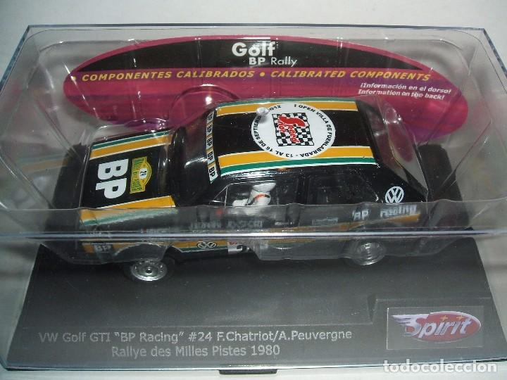 VW GOLF GTI I OPEN VILLA DE FUENLABRADA EDICION ESPECIAL DE SPIRIT (Juguetes - Slot Cars - Magic Cars y Otros)