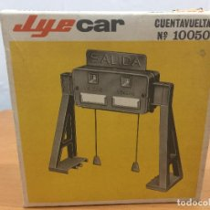 Slot Cars: JYESA JYECAR CUENTAVUELTAS 10050 SCALEXTRIC. Lote 62455600
