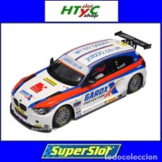 Slot Cars: SUPERSLOT BMW 125 #7 SERIE 1 BTCC 2015 SAM TORDOFF WEST SURREY RACING TEAM SCALEXTRIC UK H3735. Lote 86647158
