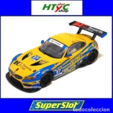 Slot Cars: SUPERSLOT BMW Z4 GT3 #97 ROLEX DAYTONA 2015 PRIAULX / SAID / PALTALLA / MARSAL SCALEXTRIC UK H3720. Lote 134762205