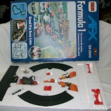 Slot Cars: CAJA DE COMANSI-FORMULA 1-GX3500-GRAN PRIX TEAM LOTUS. Lote 64941459
