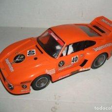 Slot Cars: PORSCHE 935 GAMERMEISTER REF.-25777 DE CARRERA, NO TIENE CAJA. Lote 67169693