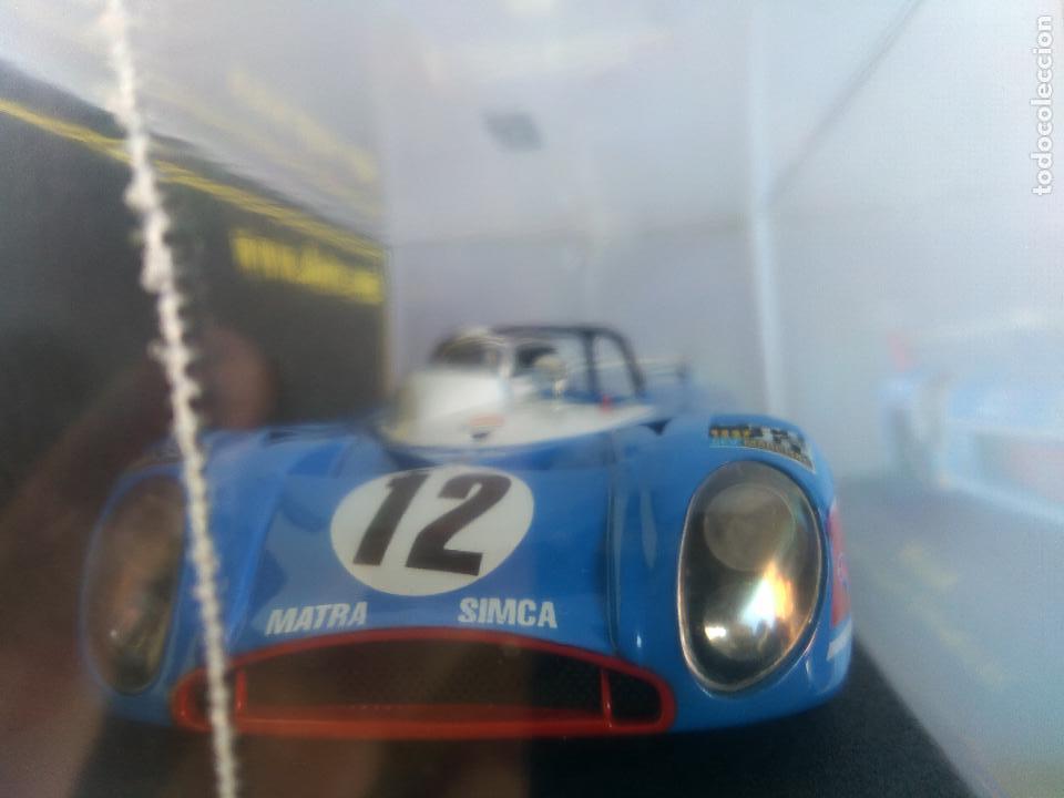 Slot Cars: SRC SLOT RACING COMPANY MATRA 670B LE MANS 73, EN URNA. FUNCIONA EN SCALEXTRIC - Foto 2 - 68772545