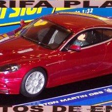 Slot Cars: ASTON MARTIN DBS ESCALA 1:32 DE SUPERSLOT EN CAJA. Lote 69692557