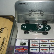 Slot Cars: BRM P25 DE CARTRIX REF.-0950 PRESERIE SIN NUMERAR. Lote 70225705