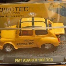 Slot Cars: FIATH ABARTH 3ER ANIVERSARIO-REPROTEC . Lote 70336465