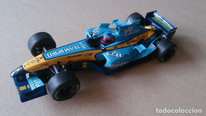RENAULT F1 TEAM HORNBY FERNANDO ALONSO (Juguetes - Slot Cars - Magic Cars y Otros)
