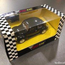 Slot Cars: VOLKSWAGEN BEETLE NEGRO REF CV014. Lote 73547527