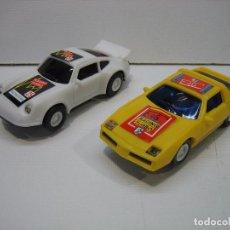 Slot Cars: COCHES DE PISTA RACING TURBO. Lote 74208343