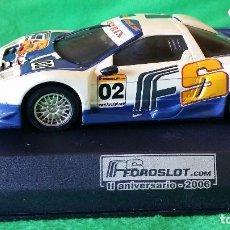 Slot Cars: HONDA NSX 2º ANIVERSARIO FOROSLOT – CARTRIX – EDICION LIMITADA 300 UDS. Lote 74978423