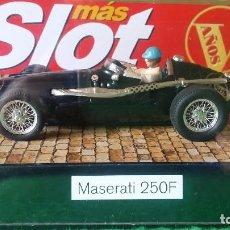 Slot Cars: MASERATI 250F - V ANIVERSARIO MAS SLOT – CARTRIX - REF. 0012. Lote 75995219