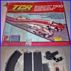 Slot Cars: TCR - TOTAL CONTROL RACING - MODEL-IBER -7200. AÑOS 80.. Lote 76438679
