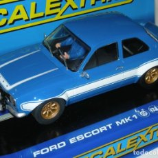 Slot Cars: FORD ESCORT MK1 FAST AND FURIOUS SUPERSLOT/SCALEXTRIC UK. Lote 76559791