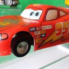 Slot Cars: COCHE RAYO MC QUEEN DE CARS – ESCALA 1/32 – COCHE DE SLOT - ARTESANAL. Lote 76674463