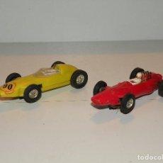 Slot Cars: BRM Y LOTUS JOUEF FABRICADOS EN ESPAÑA. Lote 77841861