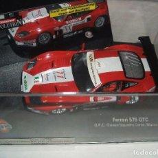 Slot Cars: FERRARI 575 GTC DE CARRERA EVOLUTION. Lote 77888501