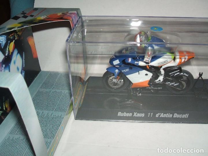 MOTO GP SUPERSLOT REF.-H6013 RUBEN XAUS DUCATI (Juguetes - Slot Cars - Magic Cars y Otros)