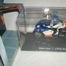 Slot Cars: MOTO GP SUPERSLOT REF.-H6013 RUBEN XAUS DUCATI. Lote 77976637