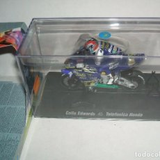 Slot Cars: MOTO GP SUPERSLOT REF.-H6007 COLIN EDWARDS HONDA. Lote 77976949