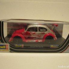 Slot Cars: VOLSWAGEN UNIROYAL FUN CUP CAR NUEVO REVELL. Lote 78455189