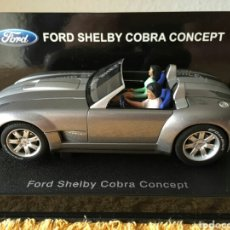 Slot Cars: AUTOART FORD SHELBY COBRA CONCEPT (1:32). Lote 78669571