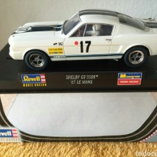 Slot Cars: REVELL SHELBY GT350R '67 LE MANS. Lote 78675905