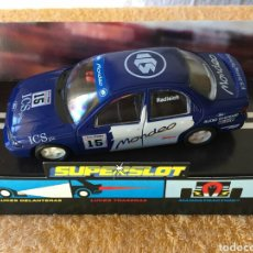 Slot Cars: SUPERSLOT FORD MONDEO COSWORTH. Lote 79595011