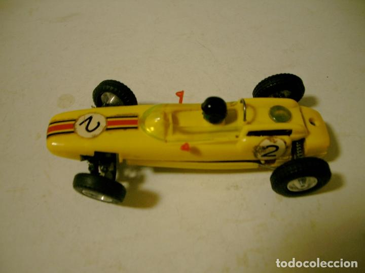 Slot Cars: SCALEXTRIC PORSCHE FRANCE BOLIDE MADE IN FRANCE - Foto 2 - 80002745