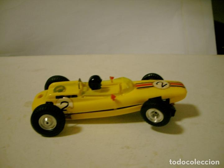 Slot Cars: SCALEXTRIC PORSCHE FRANCE BOLIDE MADE IN FRANCE - Foto 3 - 80002745