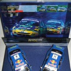 Slot Cars: PACK SEAT TOLEDO WTCC 2005 . Lote 80019749