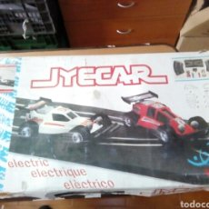 Slot Cars: JYECAR JYESA SIN CICHES. Lote 80338301